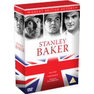 Great British Actors - Stanley Baker [DVD]